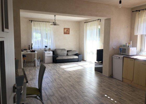 Vymalování bytu 66 m2 po rekonstrukci