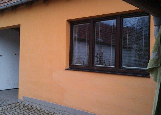 Rekonstrukce části rodinného domku - architekt