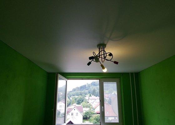 Sádrokartonové podhledy + světla
