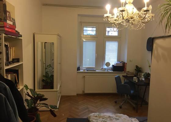 Rekonstrukce bytu 3+kk, Praha 6