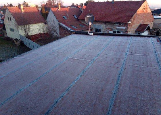 Oprava rovné střechy cca 40 M2