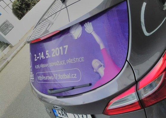 Polep aut - AKCE