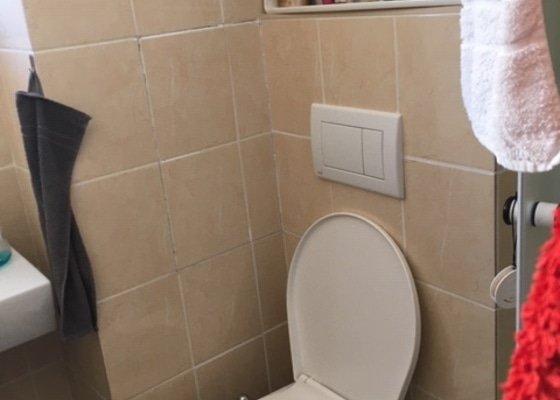 Oprava rekonstrukce malé koupelny