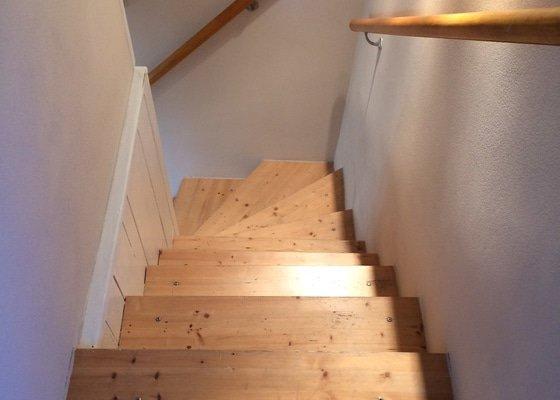 Rekonstrukce schodu