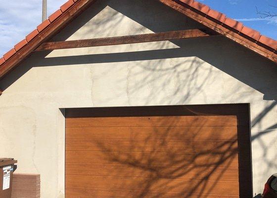 Fasada garaze