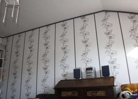 Malování a tapetování (celkové nátěry)