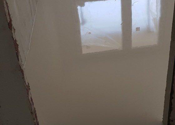 Nivelace podlahy panelového bytu 52 m2