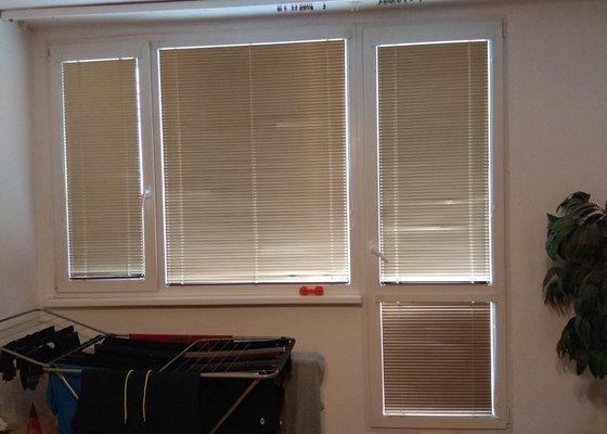 Mytí oken, čištění žaluzií, mytí radiátorů
