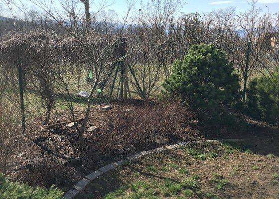 Zavlažování, revitalizace trávníku a zahrady
