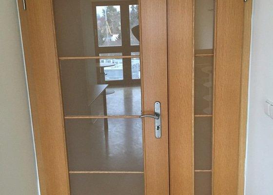 Oprava vnitřních dveří
