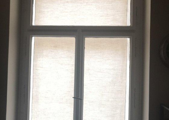 Žaluzie/rolety do špaletových oken starých