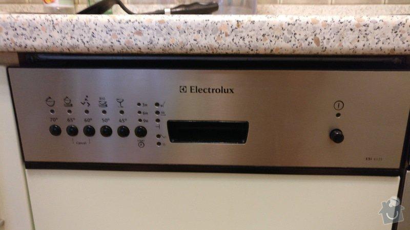 myčka electrolux