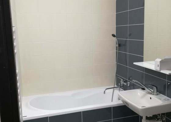 Rekonstrukce koupelny a elektrických rozvodů