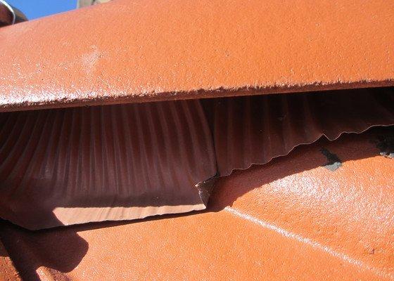 Oprava střechy po opravě střechy