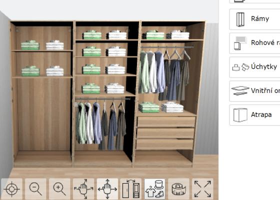 Montáž nábytku (IKEA)