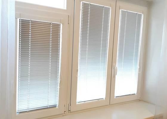Seřízení plastových oken a dveří