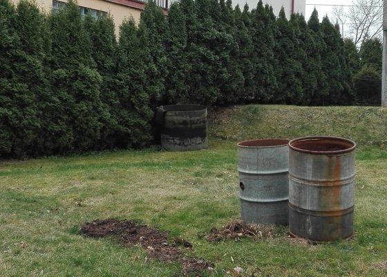 Stříhání živých plotů
