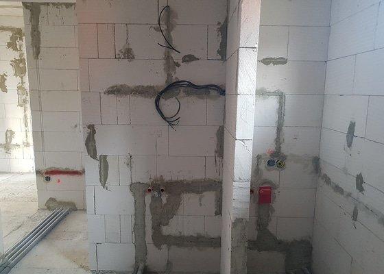 Obklad koupelen a WC