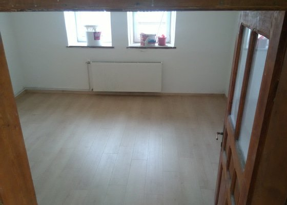 Zhotovení hrubých podlah