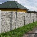 Ukázka typu plotu