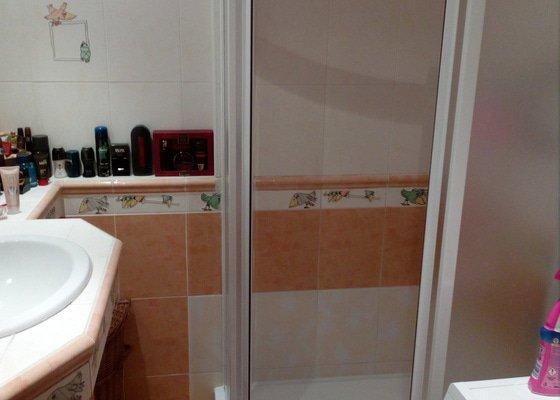 Oprava sprchového koutu
