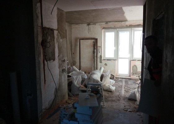 Rekonstrukce bytu 1+1 65 m2