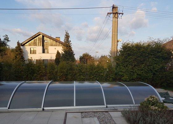 Stříhání živého plotu Třemošná u Plzně