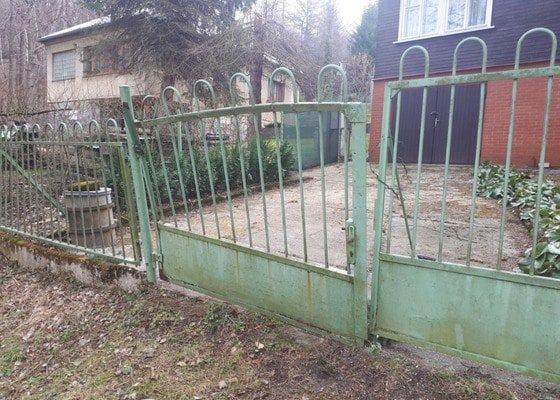 Oprava plotu