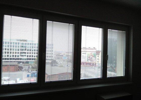 Okenní žaluzie vnitřní