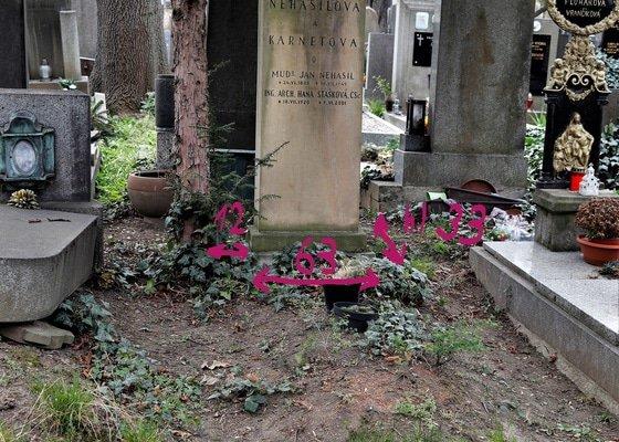 Úprava hrobu