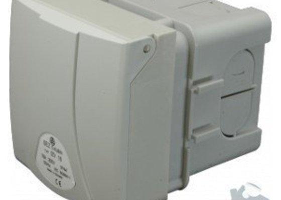 Instalace zásuvky 380 V.