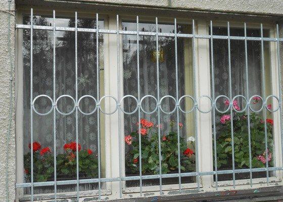 Lakování oken