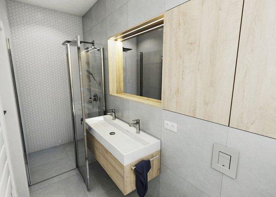 Realizace koupelen a WC v novostavbe