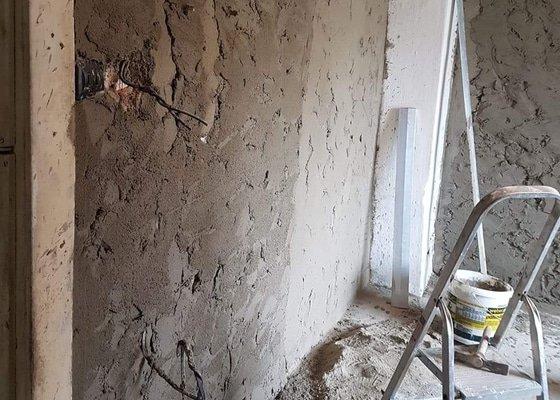 Rekonstrukce 1 pokoje