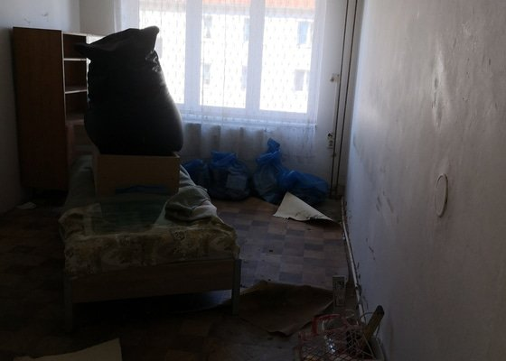 Vymalování bytu + další práce