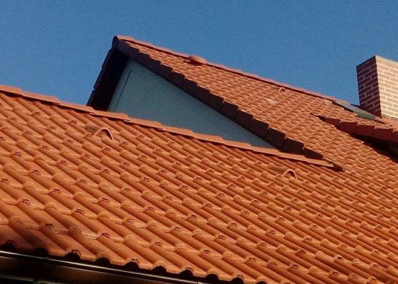 Nová krytina na střechu rodinného domku