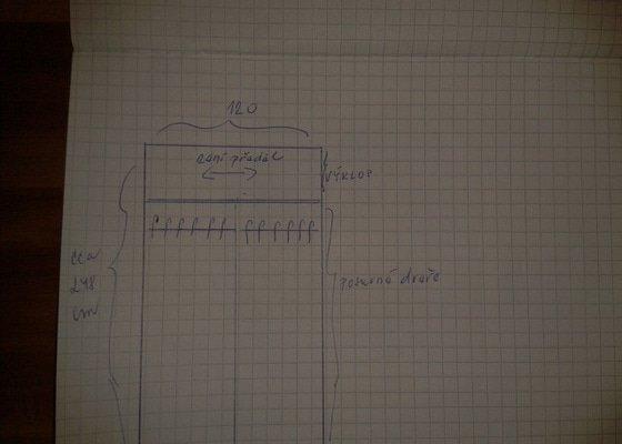 Výroba skříní + PC stůl