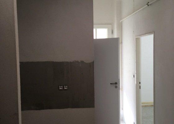 Vymalování bytu