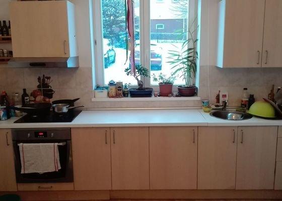 Zapojení vestavěné myčky nádobí a výměna pracovní desky