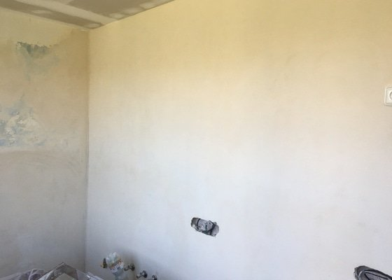 Kompletní rekonstrukce panelového bytu 4 + 1