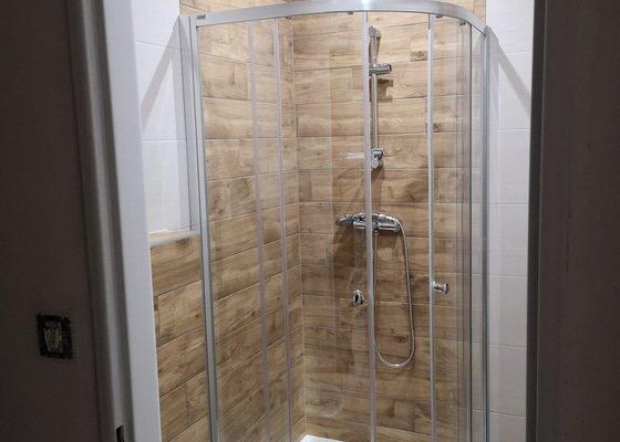 Rekonstrukce koupelny
