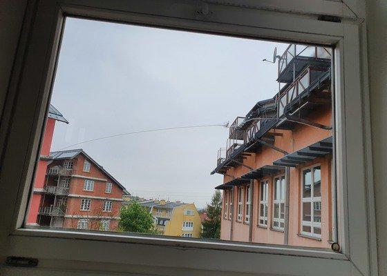 Výměna skleněné tabule v okně