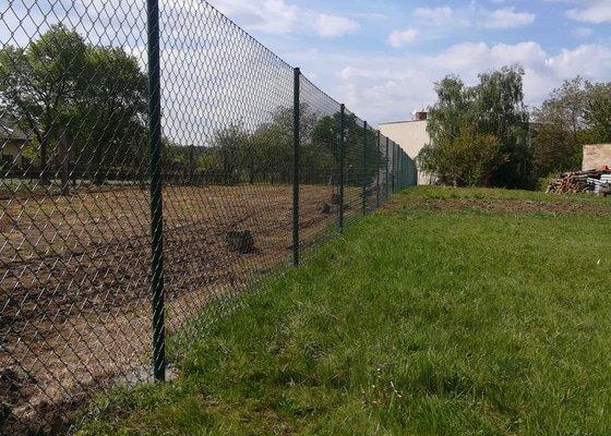 Oplocení pozemku oplocení pozemku,pletivo 180cm,zelene,delka 75m