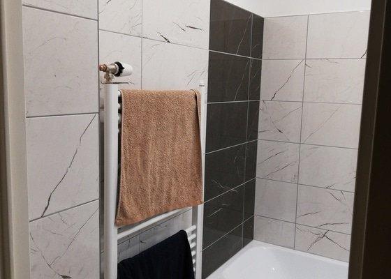 Rekonstrukce panelové koupelny