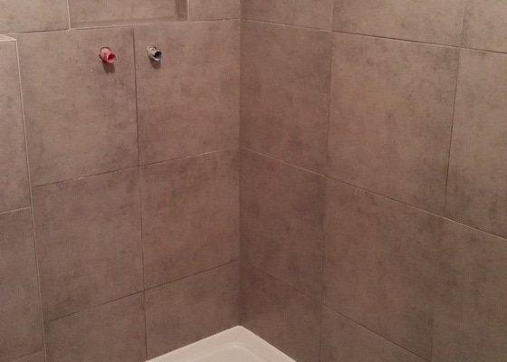 Obložení koupelny (podlaha+zdi)