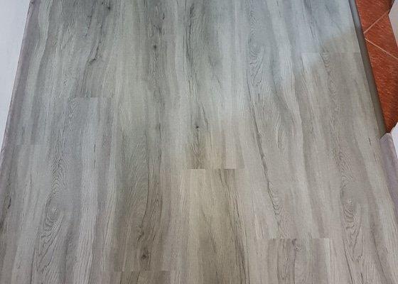Dodání a montáž click vinylové podlahy