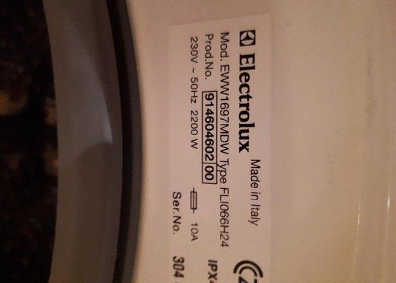 Výměna ložiska u pračky se sušičkou