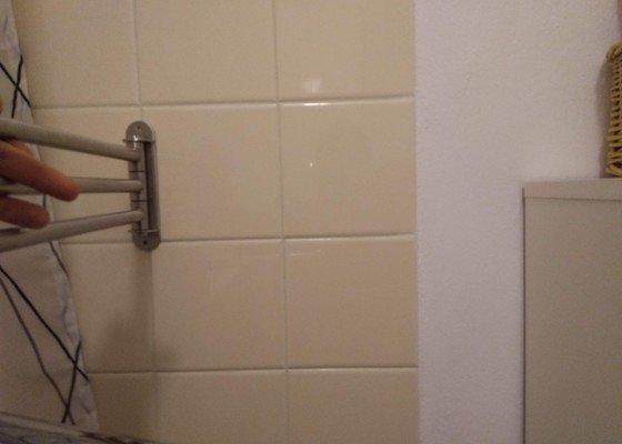 Drobné opravy v bytě 35m2