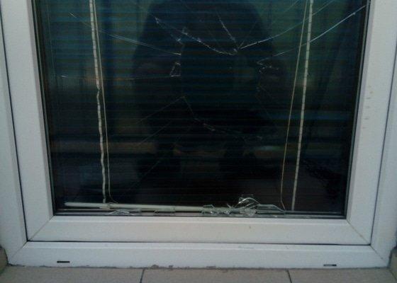 Balkonové dveře