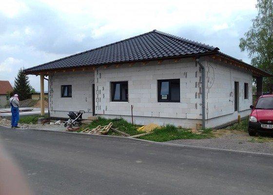 Hrubá stavba RD Jevíčko